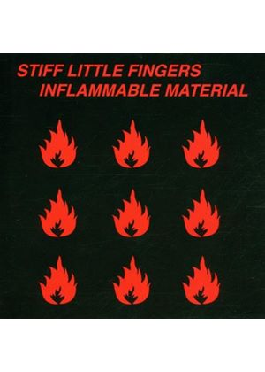 Stiff Little Fingers - Inflammable Material (Music CD)