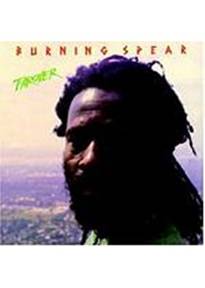 Burning Spear - Fat Over (Remastered) (Music CD)