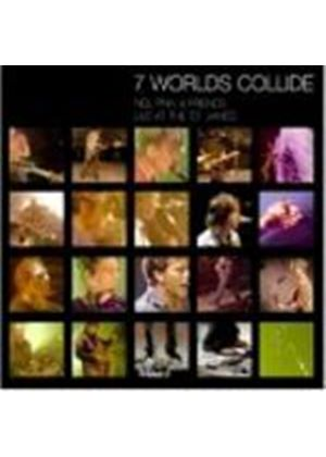 Neil Finn And Friends - 7 Worlds Collide - Live At The St. James (Music CD)
