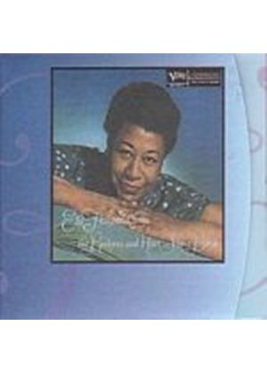 Ella Fitzgerald - Sings The Rogers And Hart Song Book (Music CD)