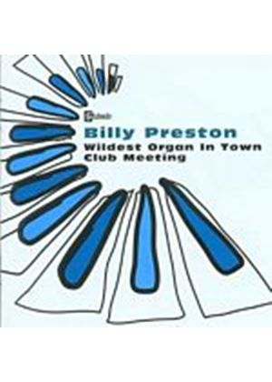 Billy Preston - Wildest Organ In Town/Club Meeting (Music CD)