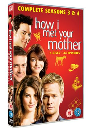 How I Met Your Mother: Seasons 3 and 4