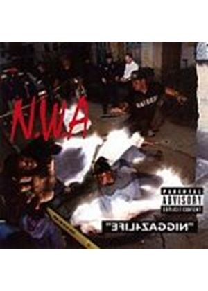 N.W.A. - Efil4zaggin/100 Miles And Running (Music CD)