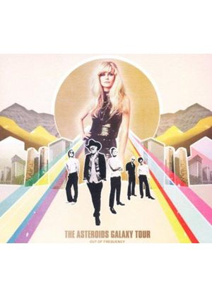 Asteroids Galaxy Tour (The) - Out of Frequency (Music CD)