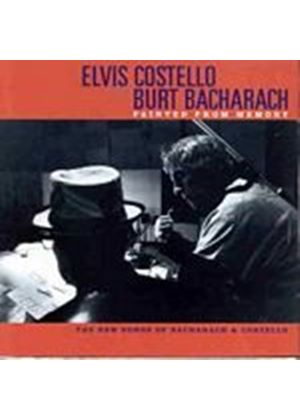 Elvis Costello/Burt Bacharach - Painted From Memory (Music CD)