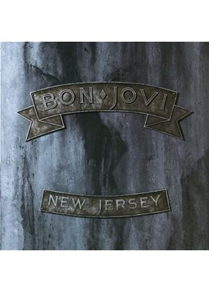 Bon Jovi - New Jersey (Music CD)