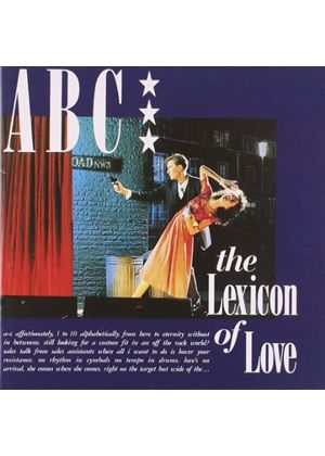 ABC - Lexicon Of Love (Music CD)