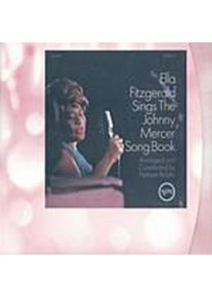 Ella Fitzgerald - Sings The Johnnny Mercer Song Book (Music CD)