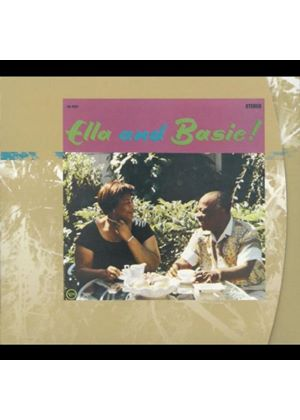 Ella Fitzgerald And Count Basie - Ella And Basie (Music CD)