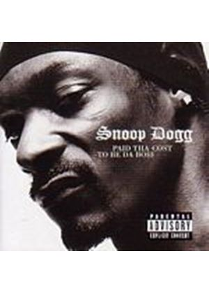 Snoop Dogg - Paid Tha Cost To Be Tha Boss (Music CD)
