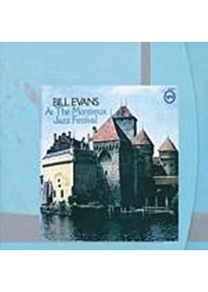 Bill Evans - At The Montreux Jazz Festival (Music CD)