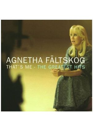 Agnetha Faltskog - Thats Me - The Greatest Hits (Music CD)