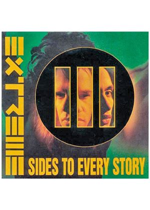 Extreme - III Sides To Every Story (Music CD)