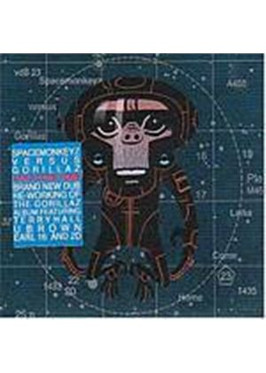 Space Monkeyz Vs Gorillaz - Laika Come Home (Music CD)