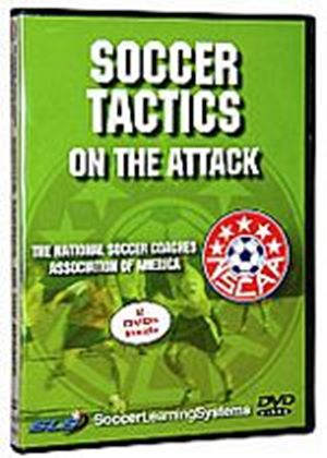 Soccer Tactics - On The Attack (Two Discs)