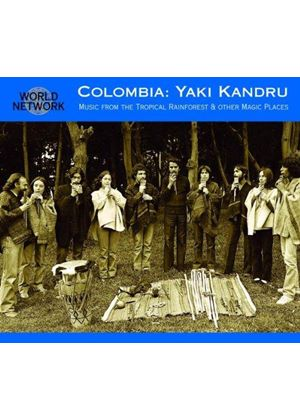 Various Artists - Colombia-Music From Tropical..-..Rainfor
