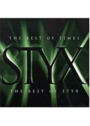 Styx - The Best Of Times - The Best Of (Music CD)