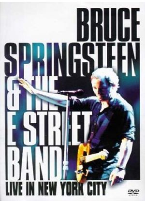 Bruce Springsteen & The E Street Band: Live In New York City (2DVD)