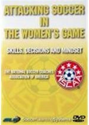 Attacking Soccer In The Women's Game(2 Disc)