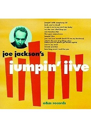 Joe Jackson - Jumpin Jive (Music CD)
