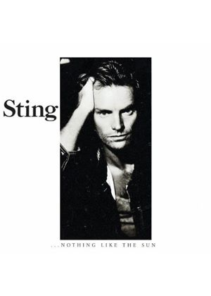 Sting - Nothing Like The Sun (Music CD)