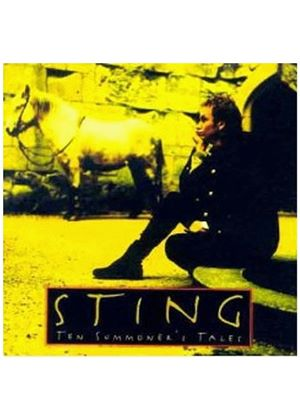Sting - Ten Summoners Tales (Music CD)