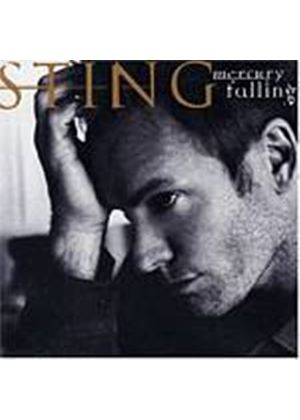 Sting - Mercury Falling (Music CD)