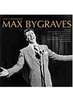 Max Bygraves - The Legendary (Music CD)