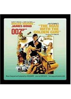 Original Soundtrack - Man With The Golden Gun (Music CD)