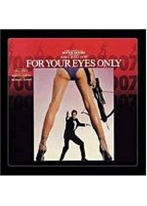 Original Soundtrack - For Your Eyes Only (Music CD)