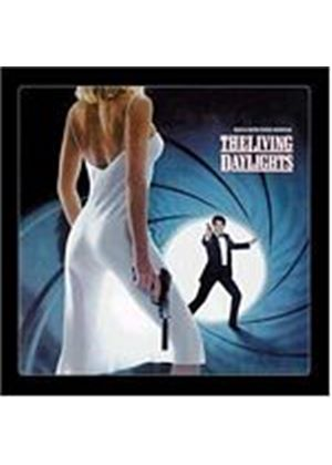 Original Soundtrack - The Living Daylights (Music CD)
