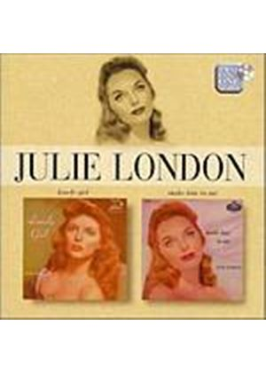 Julie London - Lonely Girl/Make Love To Me (Music CD)