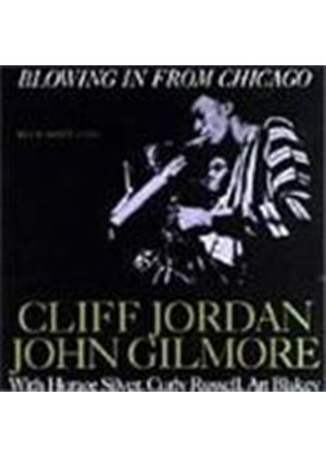 Clifford Jordan/John Gilmore - Blowing In From Chicago [Remastered]
