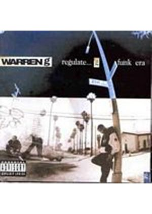 Warren G - Regulate G Funk (Music CD)