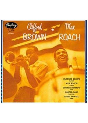Clifford Brown And Max Roach - Master (Music CD)