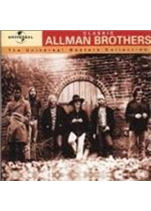 Allman Brothers - Universal Masters Collection