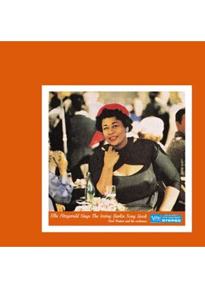 Ella Fitzgerald - Sings The Irving Berlin Song Book (Music CD)