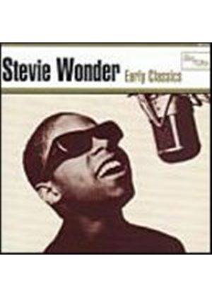 Stevie Wonder - Early Classics (Music CD)