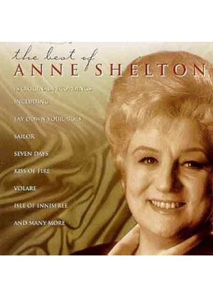Anne Shelton - Best Of (Music CD)