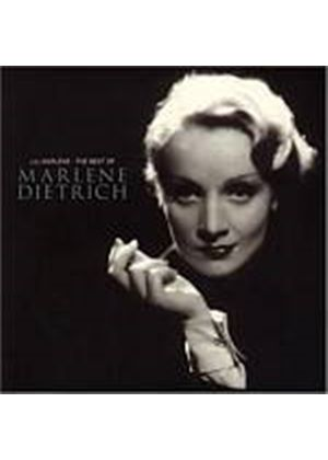 Marlene Dietrich - Lili Marlene Best Of (Music CD)