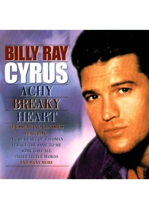 Billy Ray Cyrus - Achy Breaky Heart (Music CD)