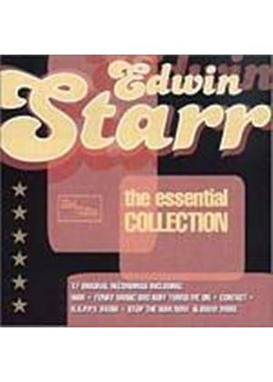 Edwin Starr - Essential Collection (Music CD)