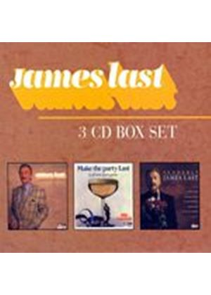 James Last - 3 CD Boxset (Music CD)