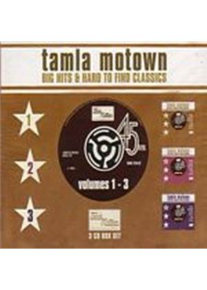 Various Artists - Motown Big Hits & Hard To Find Classics (Music CD)