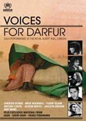 Voices For Dafur (Various Artists)