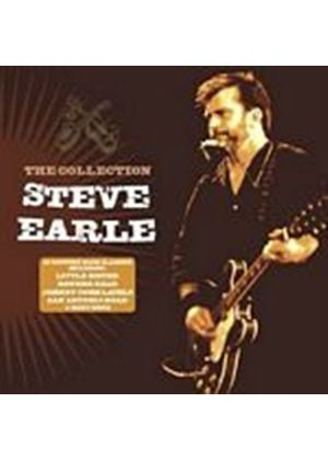 Steve Earle - The Collection (The Very Best Of) Music CD)