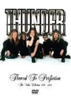 Thunder - Flawed To Perfection - The Video Collection 1990 To 1995