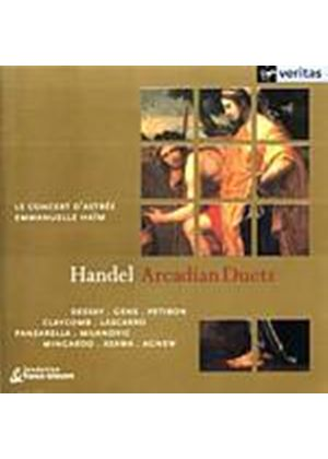 Various Composers - Arcadian Duets (Haim, Le Concert Dastree) (Music CD)
