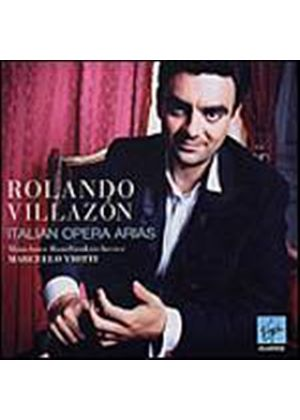 Various Composers - Italian Opera Arias (Viotti, Villazon) (Music CD)