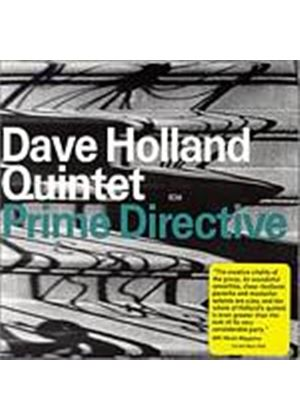 Dave Holland Quintet - Prime Directive (Music CD)